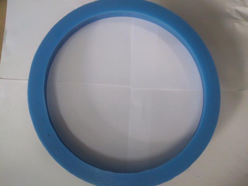 Guarnição de silicone para autoclave
