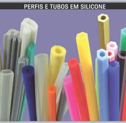 Fábrica de perfil de silicone