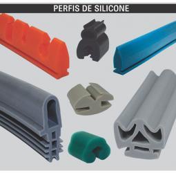Perfil de silicone