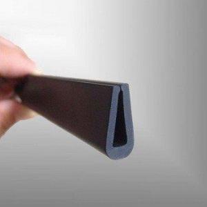 Perfil de silicone para porta